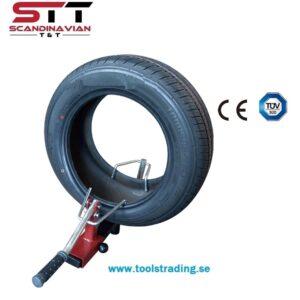 Portabel manuell däckspridare   145~275 mm