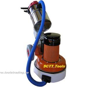Golvvårdsmaskin 550-BK-430W, för trägolv slipning