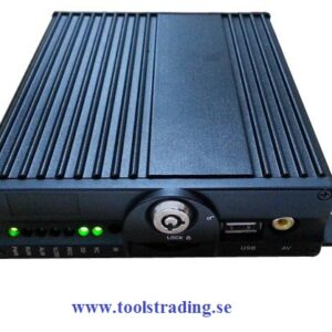 SD Mobile DVR , samt video anslutning mm 4 Kanal # 	BR-BSDVR04-2