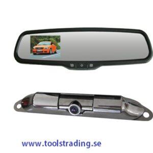 Spegelkamera med OEM Spegel #BR-OML3501