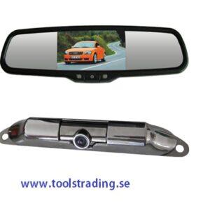 Spegelkamera med OEM Spegel  # BR-OML4301