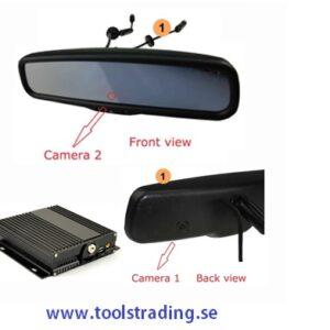 Dold spegel-kamerasystem # BR-TCM01S