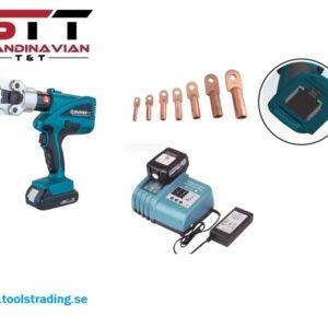 Batteri Pressverktyg för kabelskor #TPT-BZ-240