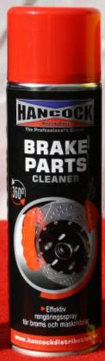 "Breake Parts Cleaner, "" Greg Hancock produkt"""