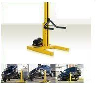 Lyftbock mobil låglyft ,luft hydraulisk 3 ton # CMO-85000