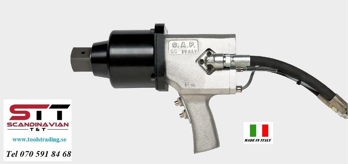 """Mutterdragare Hydraulisk  1-"""" Kort # CAP-K750"""