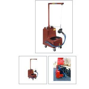 Mobil Hydraulisk mutterdragarenhet # DPH-C.02.0007