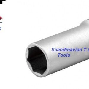 Krafthylsa 17 mm special 7 kant ( Anti-thier ) # CH-11118081