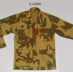 Kamouflage skjorta #159-CJ-2000