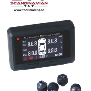 Däck Lufttryck Monitor system TPMS