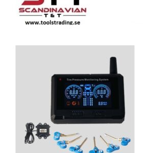 TPMS Däck Lufttryck Lastbil Monitor system  # CETL-CT-680W