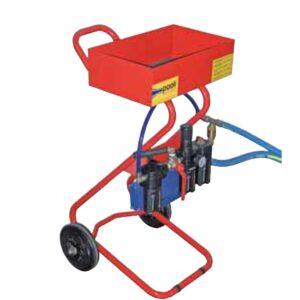 Vagn för tryckluftsmaskin # DEP-181-C.02.0031