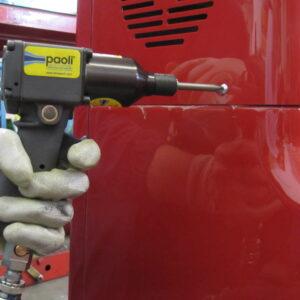Hydraulisk  servicestation # DEP-181-C02.0007