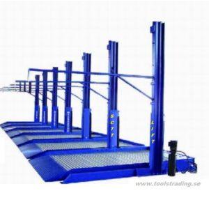 Parkerings billyft kapacit 2700 kg #QDMY--DTPP-607