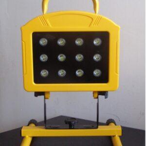 LED uppladdningsbara bärbar arbetebelysning