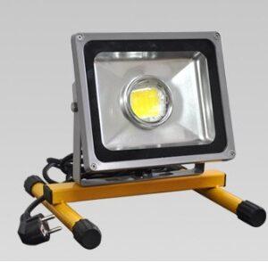 LED Portable Arbetslampor Ljus