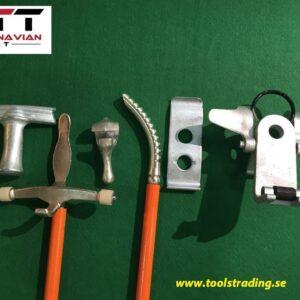 Däckverktyg LV , ett kit i en förvaringsbag # CAN-36.566