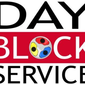 Dag Block hus för service,magnet fäste #119-11DBTSV