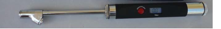 Däcktryckmätare digital luftreglerare #67-STL-12928