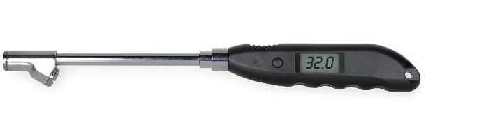 Däcktryckmätare Digital  luftreglerare #67-STL-12929