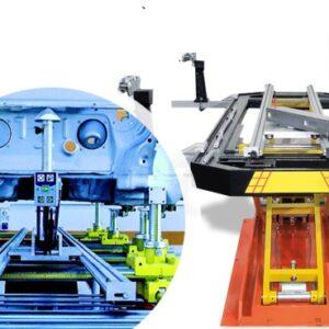 Mätsystem med laser och data