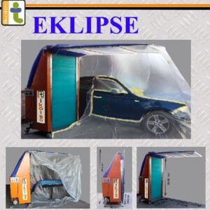 Lackbox Sprintek Mobil och ihopfällbar  # IKO-12500