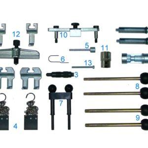 Motorinställningsverktyg för  VW / Audi #1064-FB2871