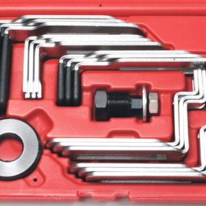 Bränsle trycks tank nyckel sats justerbar #1064-FF2506F