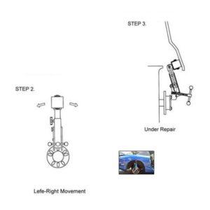 Bil skärm Reformeringsverktyg art nr 78-FRT-01