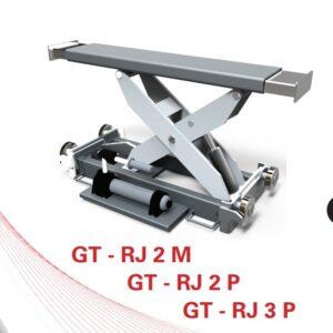 Frihjulslyft hydraulisk 2.0 ton # GAL-GT - RJ 2 M