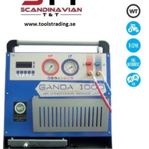 A/C aggregat Vakuum och gas köldmedium  # WT-GANDA-1000