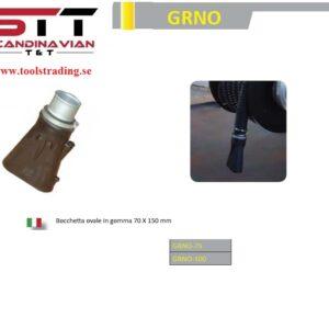 Avgasrörmunstycke mod  GRNO  # WRK-GRNO-75