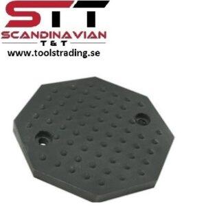 Billyft gummi pad  125 mm Asiatiska lyftar # 2789-GTCN