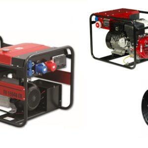 Generatorer , fläktar  FOGO - se mer under elverk