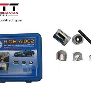 Bussningsverktyg bakaxel  Mercedes-Benz  # HCB-A1002