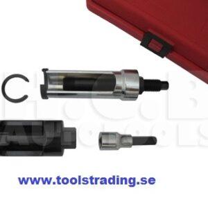 Insprutningsmunstycke avdragare verktygs kit