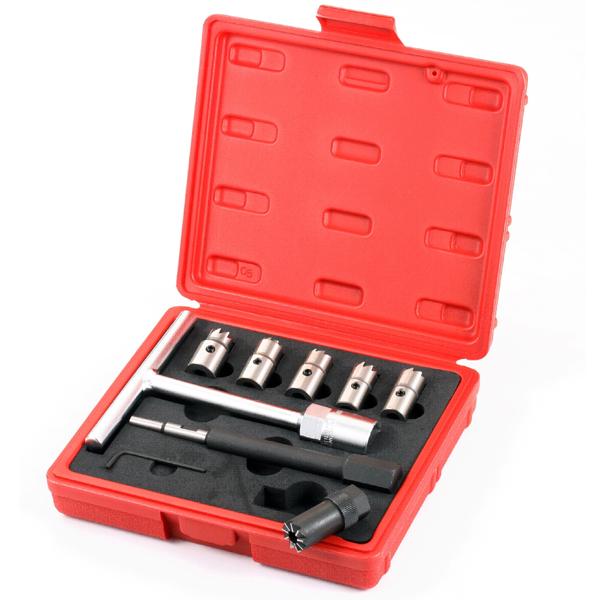 Diesel injektorn verktygsats #1064-HK2315H