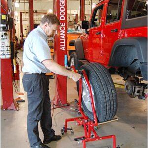 Hjullyft och  hjul förflyttningsvagn # 333-WF-01