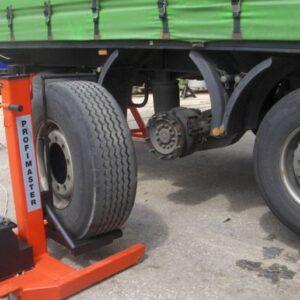 Hjullyft adept för montering på pelarlyft # art nr NDL-5696
