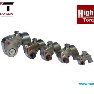 Hydrauliska mutterdragare serien # TPT-73