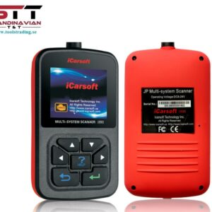 Professional Multi-system Scanner IC-i990 för Honda / Acura #IC-i990