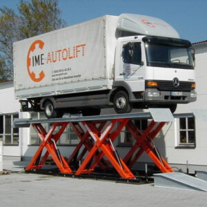 Saxlyft 32.000 kg