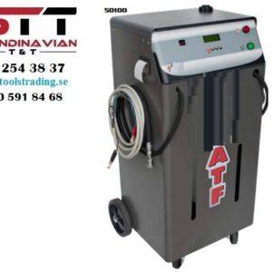 transmissions olja maskin för byte avväxellåds  olja # ITAL-50010