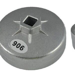 Oljefilterverktyg  84 mm x 18 inner kanter Baumaschinen, Schlepper# JBM-11386