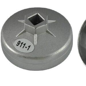 Oljefilterverktyg  80 mm x 15 inner kanter Subaru, Toyota, Honda, Nissan # JBM-11392