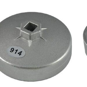 Oljefilterverktyg  101 mm x 15 inner kanter Mazda, Toyota # JBM-11392