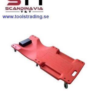 Liggbräda med sex hjul special plast /JBM-11971