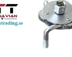 Oljefilterverktyg klo 59 - 135 mm  #JBM-51353