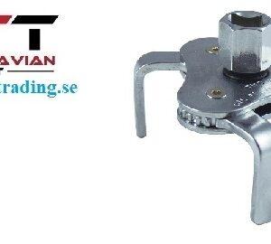 Ojiefilter verktyg klo model 69 - 135 mm magnetiserad  runda ben # JBM-51923