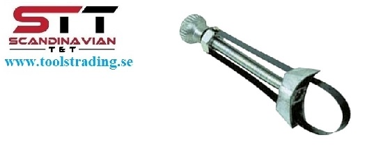 Oljefilternyckel, band modell 80 - 120 mm # JBM-52269